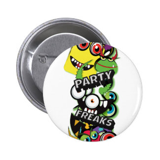 Party freaks button
