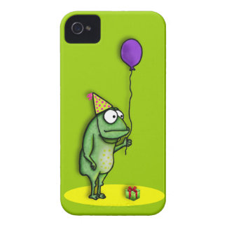 Party Frog iPhone 4 Case