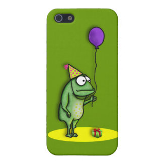 Party Frog iPhone SE/5/5s Case