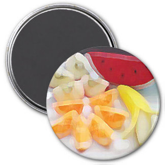 PARTY GIFTS 3 INCH ROUND MAGNET
