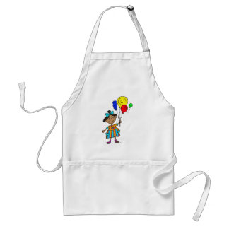 Party Girl Adult Apron