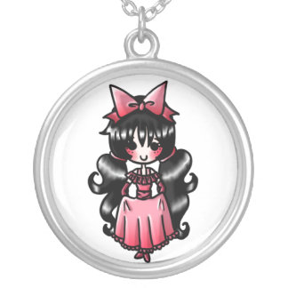 Party Girl (Black Hair) Necklace