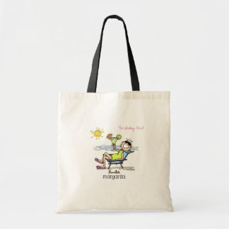 Party Girl - Custom Budget Tote