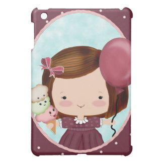 Party Girl Cute iPad Case