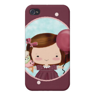 Party Girl Cute Speck Case