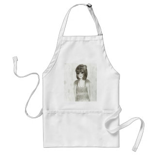 Party Girl Flapper Adult Apron