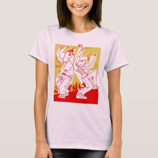 Party Girl Rave T-Shirt