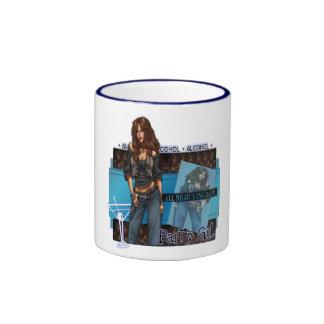 Party Girl - Ringer Mug