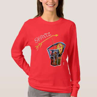 Party Girl - Spritz Aperol T-shirts