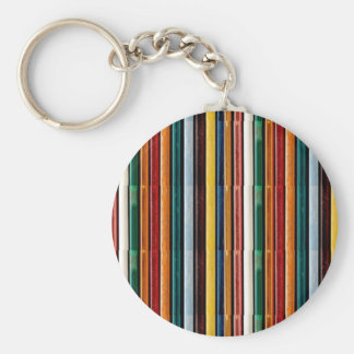 Party GIVEAWAY RETURN GIFTS: Add TEXT Greeting FUN Basic Round Button Keychain