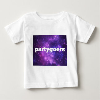 Party goers baby T-Shirt