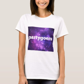 Party goers T-Shirt