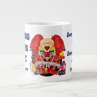 Party Grog Jumbo Mug 4 (tm) View artist info 20 Oz Large Ceramic Coffee Mug