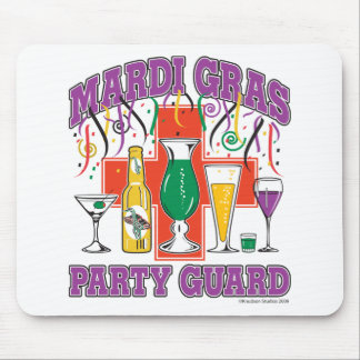 Party-Guard-[Converted].eps Mouse Pad