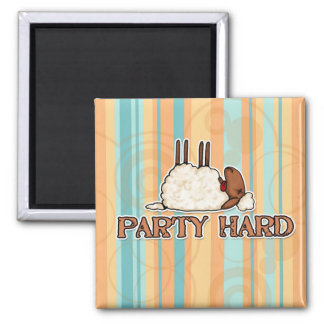 party hard magnet