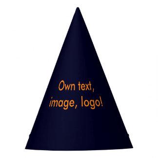 Party Hat uni Dark Blue