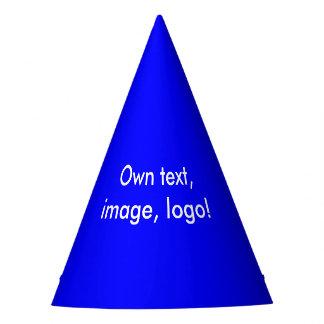 Party Hat uni Royal Blue