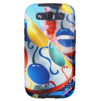 Party Hats Samsung Galaxy SIII Cases