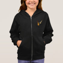 Party Hats Girls Hoodie