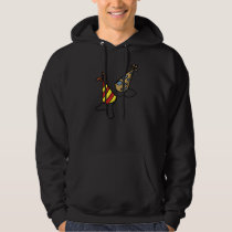 Party Hats Mens Hoodie