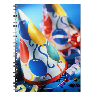 Party Hats Notebook