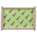 Party Hats Serving Platter