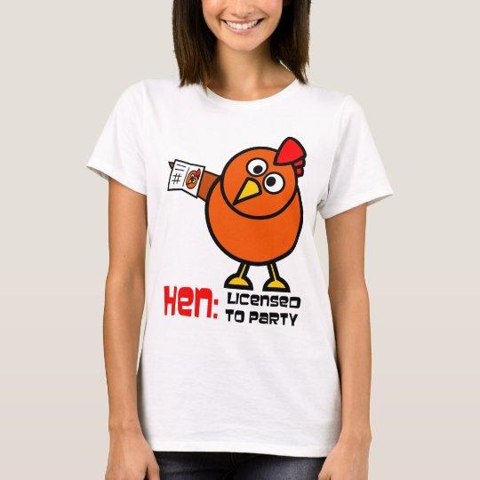 Party Hen T-Shirt
