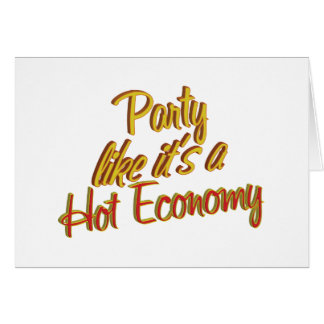 Party Hot Economy Card