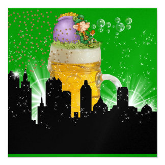 Party in Style St. Patrick's Day - SRF Card