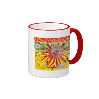 Party in the Sky Coffee Mug
