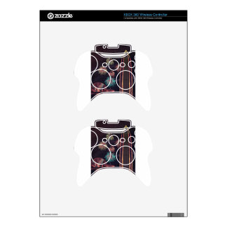 Party In The Sky Xbox 360 Controller Decal