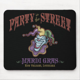 Party in the Street Mouse Pad