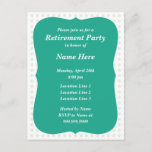 """Party Invitation<br><div class=""""desc"""">Celebrate a milestone event like retirement or birthday with our fun designs. Your never too old to party! Reminisce, North America's top-selling nostalgia magazine, """"brings back the good times"""" of the 1930s, '40s, '50s, '60s and early '70s. A variety of true, heart-felt stories are mainly written by the readers. Discover...</div>"""