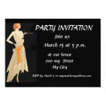 "Party Invitation 5"" X 7"" Invitation Card"