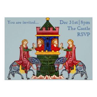 Party invitation - Customizable