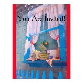 PARTY INVITATION - FRIENDS AND FUN!