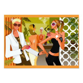 Party Invitation - SRF