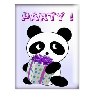 Party Invitations Customizable
