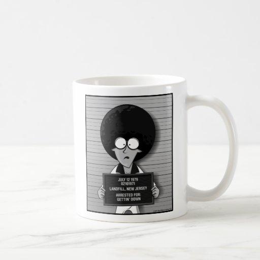 """Party"" Jim Carty Mug Shot Mug"