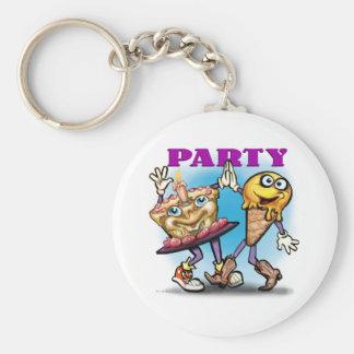 Party Keychain