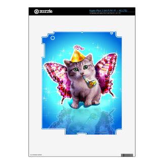 Party Kitten iPad 3 Decals