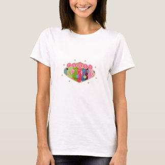 PARTY Las Vegas COLORFUL LOGO BABY DOLL TEE!!! T-Shirt