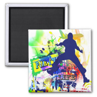 Party Life  Magnet Dance Gift