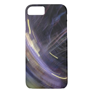 party lights at night iPhone 8/7 case