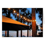 Party Lights Greeting Card