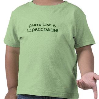 Party Like a LEPRECHAUN! Tee Shirts