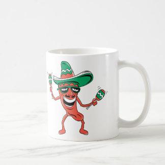 Party like a Pepper Coffee Mug