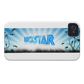 Party Like a RockStar iPhone 4 Cover