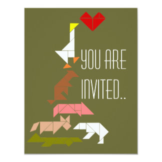 party like animals invitation