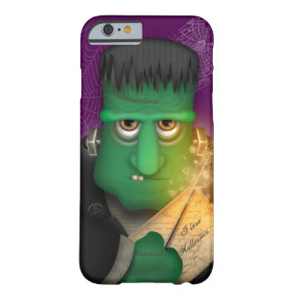 Party Like Frankenstein Personalized Barely There iPhone 6 Case